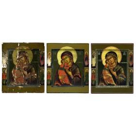 Реставрация икон - живописи