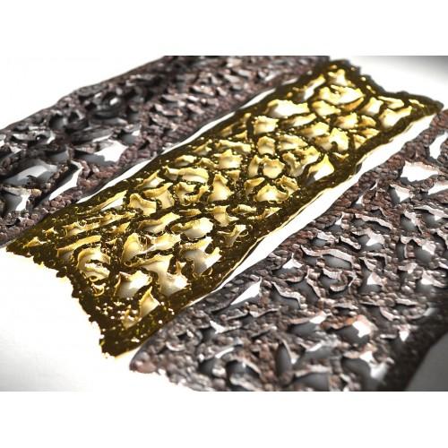 Гальваническое  золочение металлов